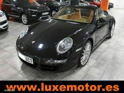 usado Porsche 911 Carrera 4 Cabriolet 325cv