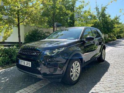 usado Land Rover Discovery Sport TD4 Aut. SE