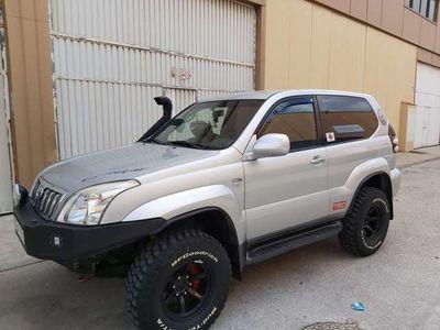 usado Toyota Land Cruiser 3.0 D4-D VX