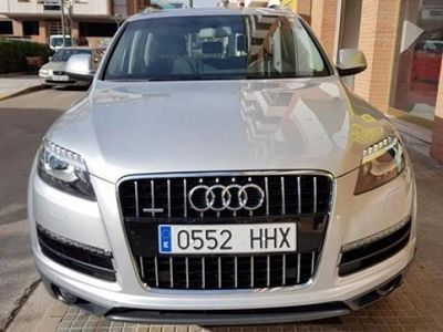 usado Audi Q7 2012 100000 KM