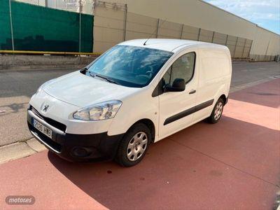 usado Peugeot Partner Furgon Office L1 HDi 75cv