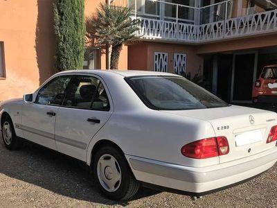 usado Mercedes E290