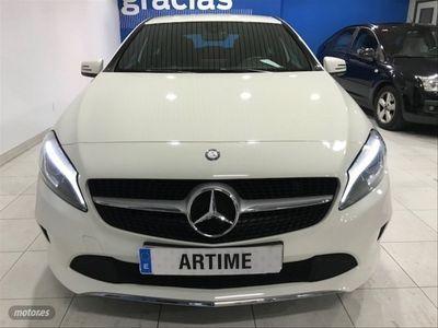 usado Mercedes A200 Clase Ad Urban