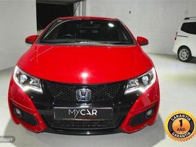 gebraucht Honda Civic 1.8 iVTEC Sport Navi