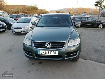 brugt VW Touareg R5 TDI Tiptronic