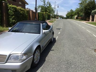 usado Mercedes SL500