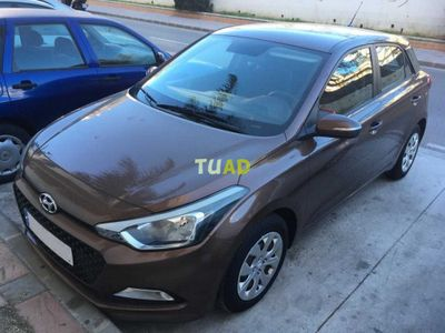 usado Hyundai i20 5P MPI 1.2 85CV ESSENCE CASHMERE BROWN
