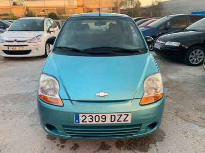 usado Chevrolet Matiz 1.0 S