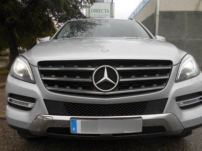usado Mercedes ML250 BlueTec 4M 7G Plus