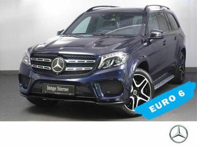 usado Mercedes GLS400 4M AMG * Comand * Distronic * TECHOPANO* LED