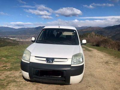 usado Peugeot Partner 2.0HDI Combi