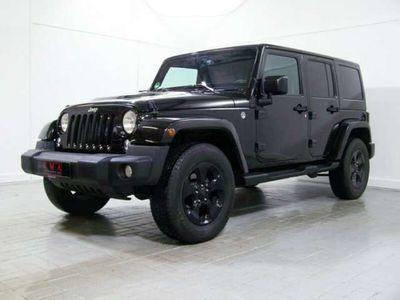 usado Jeep Wrangler Unlimited 3.6 Sahara Aut.