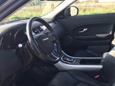 brugt Land Rover Range Rover evoque 2.0TD4 SE Dynamic 4WD Aut. 150