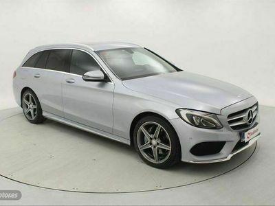 usado Mercedes C220 Clase C C-CLASSSTATE AVANTGARDE 2.1 D 170 CV 7G-TRONIC PLUS 5P