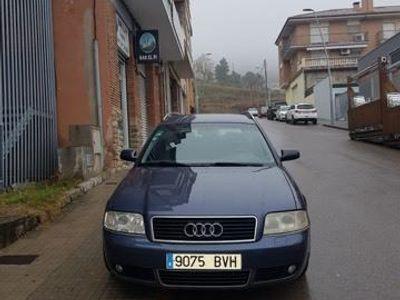 usado Audi A6 Avant 2.5TDI Multitronic