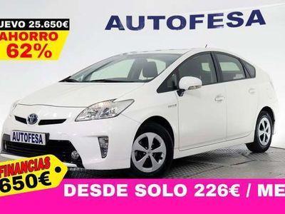 usado Toyota Prius Hybrid 1.8 136cv HSD Eco 5p CVT del 2013