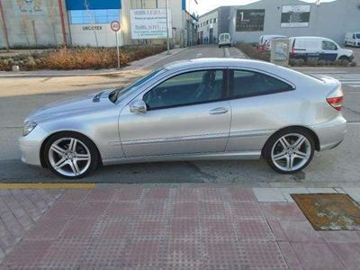 usado Mercedes CLC220 ClaseCDI Sport