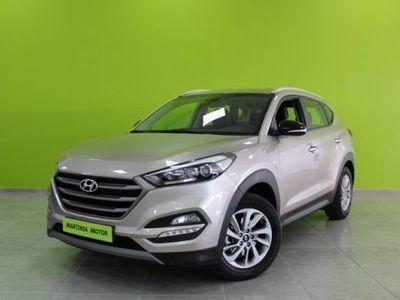 usado Hyundai Tucson 1.6 CRDI 115cv - GARANTIA FABRICA HASTA 01/2024