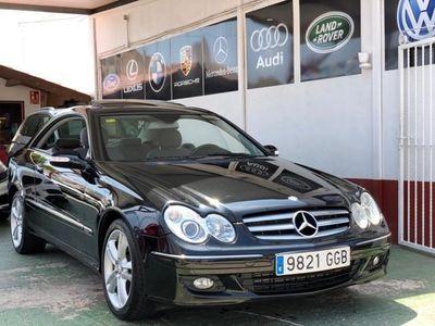 usado Mercedes CLK220 CDI Elegance