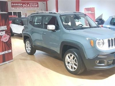 brugt Jeep Renegade 2.0 Mjet Limited 4x4 140 CV Active Drive