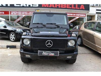 usado Mercedes G400 CDI SW Largo **Automatico**