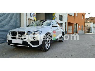 usado BMW X4 Xdrive 20d 190 cv en Girona