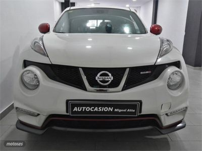 brugt Nissan Juke 1.6 DIGT 200CV NISMO 4X2