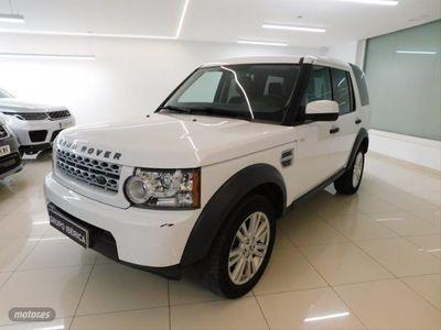 usado Land Rover Discovery 4 3.0 TDV6 S Aut. 7 PLAZAS