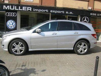 usado Mercedes 350 Clase R CLASECDI TODO INCLUIDO