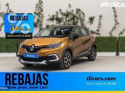 usado Renault Captur Zen Energy dCi 81kW (110CV)