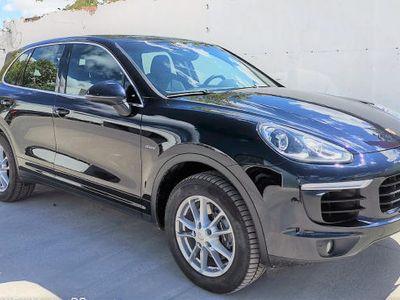 used Porsche Cayenne Diesel
