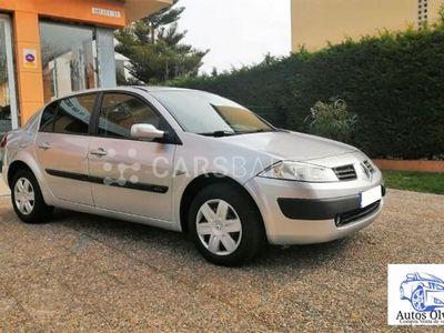 usado Renault Mégane Sedan 1.5 dCi 100 CV Confort Authentique 4p