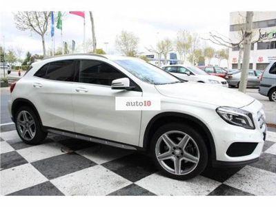 usado Mercedes GLA220 CDI AMG Line 7G-DCT PAQUETE OFF ROAD