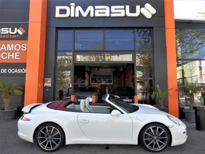 usado Porsche 911 Carrera Cabriolet PDK