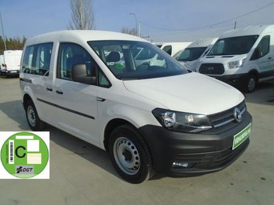usado VW Caddy 2.0TDI Kombi 55kW