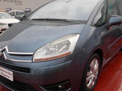 usado Citroën C4 Picasso año 2008 117877 KMs