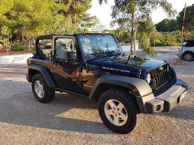 gebraucht Jeep Wrangler 2.8CRD Rubicon AT