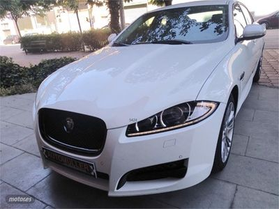 used Jaguar XF 3.0 V6 Diesel RSport