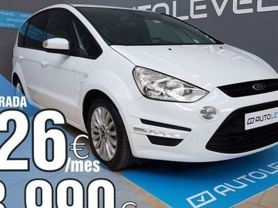 used Ford S-MAX 2.0TDCI Limited Edition 140
