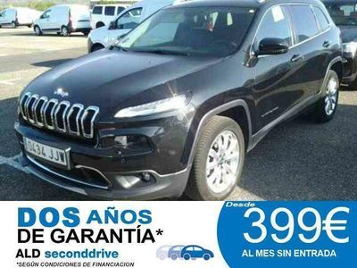 usado Jeep Cherokee 2.2 CRD Limited Auto 4x4 Act. D.I 147 kW (200