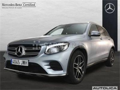 usado Mercedes GLC250 GLC 2504MATIC 155 kW (211 CV) 5p
