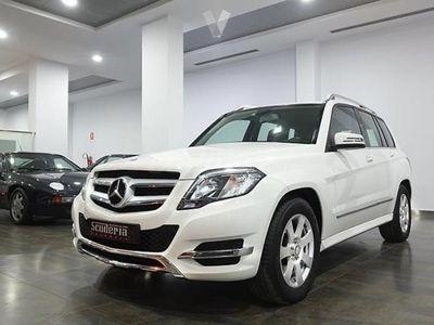 usado Mercedes GLK200 Clase GLKCDI