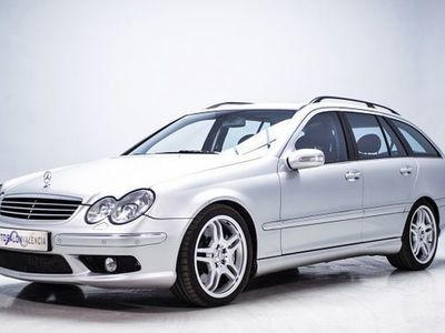 usado Mercedes C55 AMG Clase CAMG Aut.