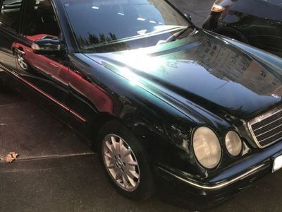 usado Mercedes E270 ClaseCDI Elegance