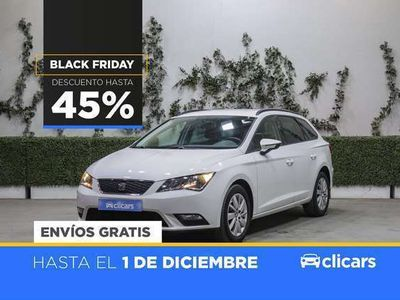 usado Seat Leon ST 1.6 TDI 110cv St&Sp Reference Connect