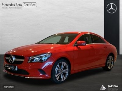 usado Mercedes CLA200 CLA 200 d
