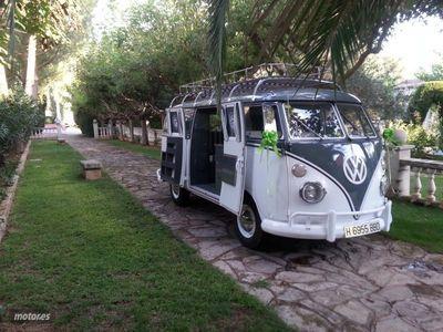 gebraucht VW Transporter T1 carabana eriba