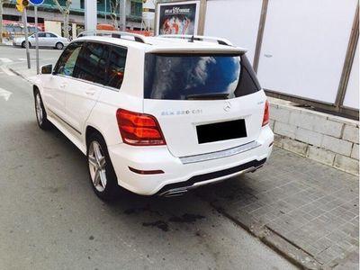 usado Mercedes GLK220 CDI BE Ediccion AMG