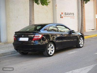 usado Mercedes 180 Clase C C SportcoupéK Sport Edition