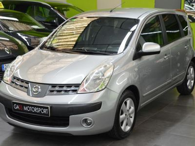 usado Nissan Note Tekna